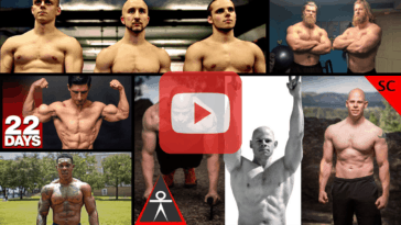 Best Home Workout Youtube Channels For Men