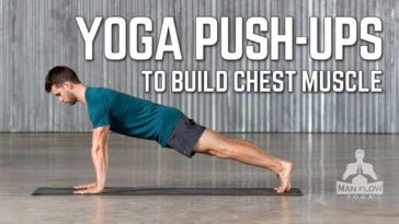 yoga chest workout