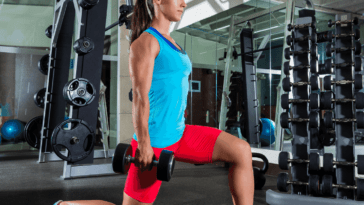 home leg dumbbell exercises